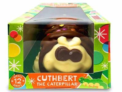 Aldi Caterpillar Cake